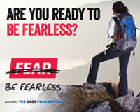Are YOU Ready to Be Fearless?