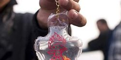BAN Live Animals as Key Rings...