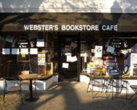 SAVE WEBSTER'S BOOKSTORE CAFE