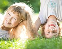 Help Kids Grow Up Happy and Healthy: Get Them Outside!