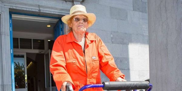 Free 79-Year-Old Anti-War Activist Margaretta D'Arcy!