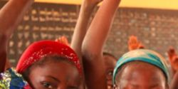 Raise YOUR hand for girls' education!