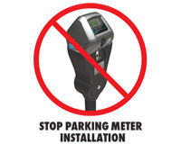 Stop Parking Meter Installation in Potrero Hill