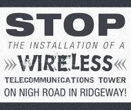 Stop the Installation of a Wireless Telecommunications Tower on Nigh Rd., in Ridgeway, Ont.