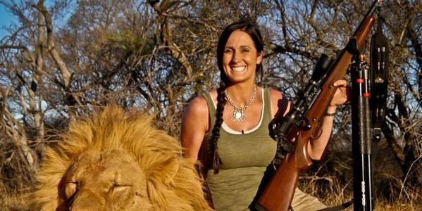 Boycott Melissa Bachman the lion killer