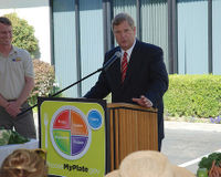 Agriculture Secretary Vilsack: Farmers Need Facts On Climate Change and Drought