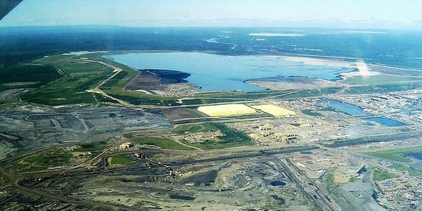 Rename the Largest Tar Sands Toxic Effluent Reservoir