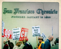 Demand Fair Health Care for San Francisco Chronicle Workers