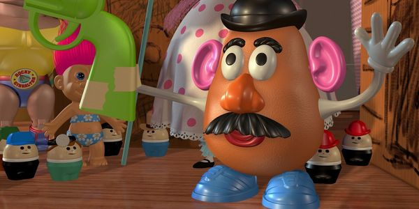 Petition Make A Mr Potato Head Toy Exactly Like His Toy