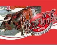 Coca Cola supports animal abuse! Help stop this!