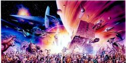 A Force Call for the Star Wars Expanded Universe