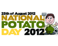 Vote the Potato Ireland's National Food for National Potato Day 2012