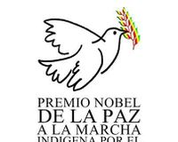 Premio Nobel de la Paz a los marchistas del TIPNIS / Nobel Peace Prize to the TIPNIS marchers