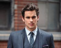 Matt Bomer as Christian Grey in Fifty Shades of Grey film adaptation