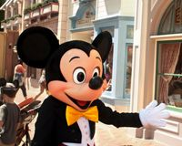 Tell Mickey Mouse Thanks (and Disney CEO Bob Iger, Too!)