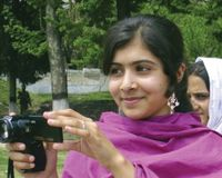 Nobel Peace Prize for Malala Yousafzai