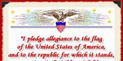 The Pledge Restoration-American Pledge