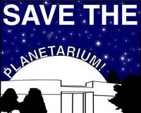 Save the David M. Brown Planetarium!