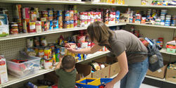 Donate to a Food Pantry