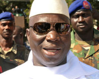 Halt executions in Gambia