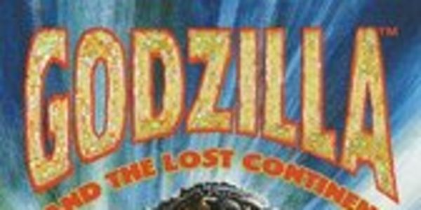 Release Marc Cerasini's Godzilla and The Lost Continent Novel