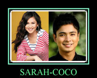 PROJECT FOR COCO MARTIN AND SARAH GERONIMO