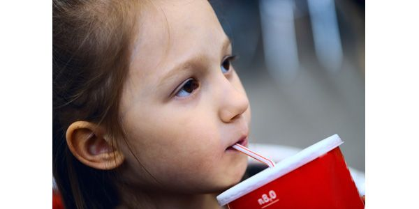 Get Soda off Kids' Menus!