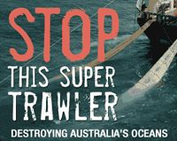 No Super Trawlers. Not Here. Not Anywhere.