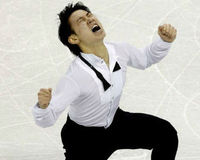 Award a Gold Medal to Denis Ten for his Performance at the 2013 World Figure Skating Championships