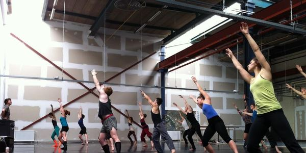 Save funding for a space for freelance dance artists in Amsterdam