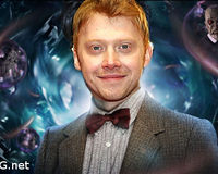 Rupert Grint for Dr. Who