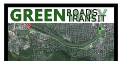 Begin Construction of Pedestrian and Bicycle Greenway Along Route 434