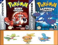 POKEMON RUBY AND SAPPHIRE REMAKES 4 THE NINTENDO 3DS IN 2013!!!! ~ By Cory Morr