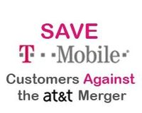 Stop T-Mobile from being bought by AT&T