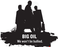 Tell Big Oil We Won't Be Bullied