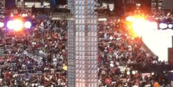 Obstructed Views At Wrestlemania