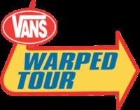 For a 2013 Vans Warped Tour IN MONTREAL, QC, CANADA