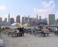 Save Our Beach! Relocate LIC Water Taxi Beach Now!