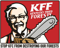 Stop KFC From Destroying Our Forests