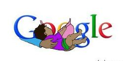 We would like a Google Doodle for World Breastfeeding Week