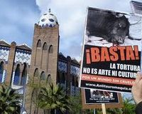 Ban bullfights in Mexico