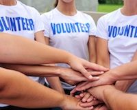 Tell Your Congress Member: Support Tax Relief for Volunteers!