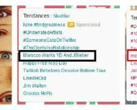 Bring One Direction to Morocco
