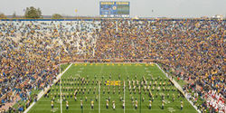 Shrink the Michigan Football Student Section