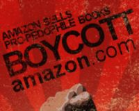 Protect Children : Boycott Amazon