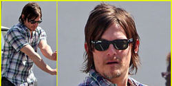 Please, Give Daryl Dixon (Norman Reedus) a dog.