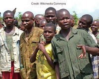Mali: Islamists, Free Child Soldiers!
