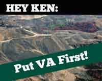 Tell Cuccinelli: Protect Virginia's Environment!