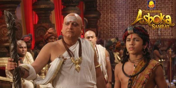 petition: Make a well researched TV show on Chanakya, Ashoka