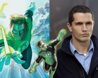 Sam Witwer as The Green Lantern